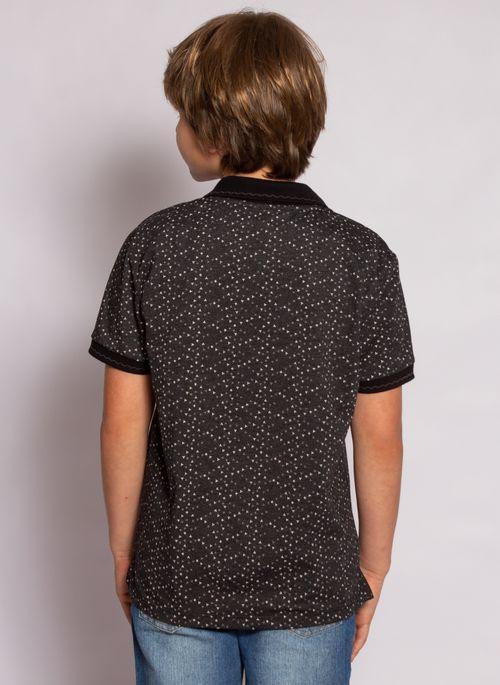 camisa-polo-aleatory-infantil-estampada-fan-preta-modelo-2-