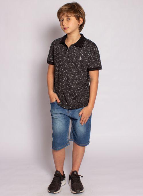 camisa-polo-aleatory-infantil-estampada-fan-preta-modelo-3-