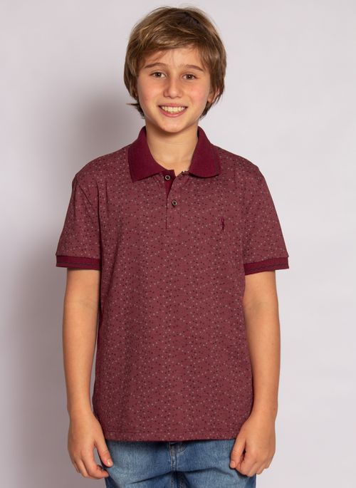 camisa-polo-aleatory-infantil-estampada-fan-vinho-modelo-4-