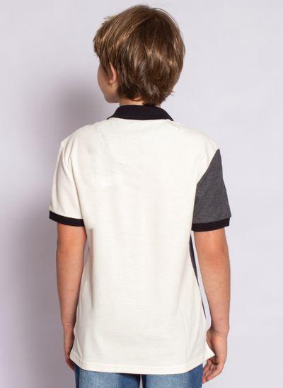 camisa-polo-aleatory-infantil-piquet-react-modelo-6-