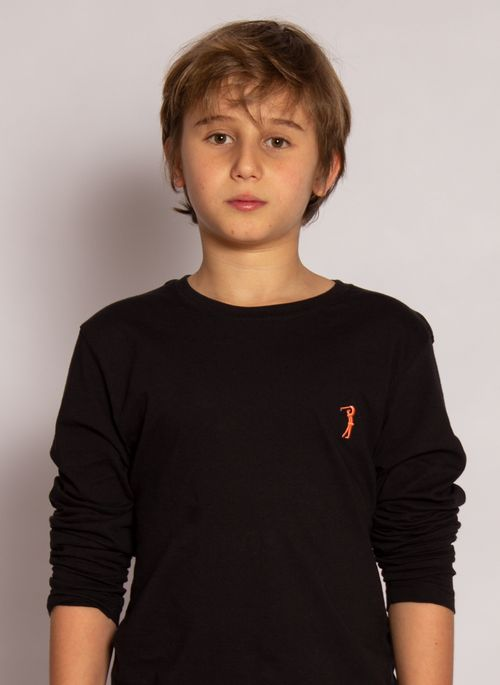 camiseta-aleatory-infantil-manga-longa-freedom-preto-modelo-1-