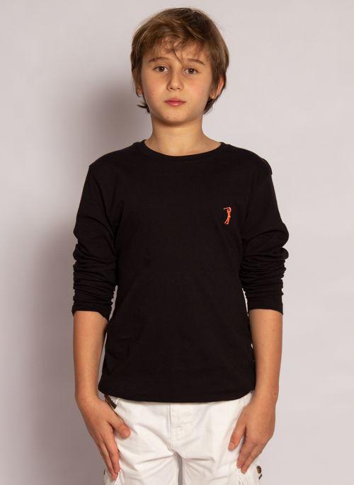 camiseta-aleatory-infantil-manga-longa-freedom-preto-modelo-4-