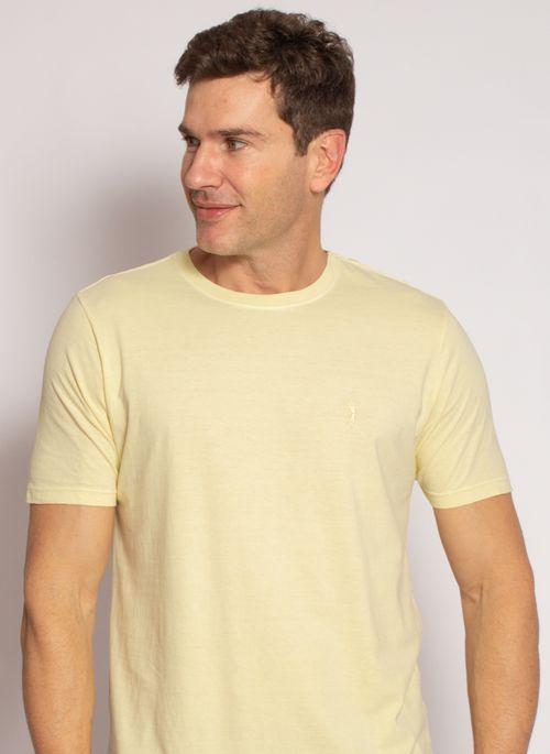 camiseta-aleatory-masculina-lisa-stonada-amarelo-modelo-1-