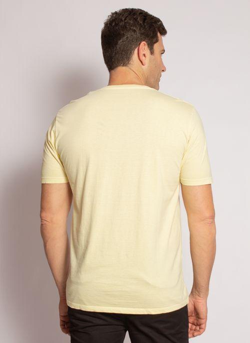 camiseta-aleatory-masculina-lisa-stonada-amarelo-modelo-2-