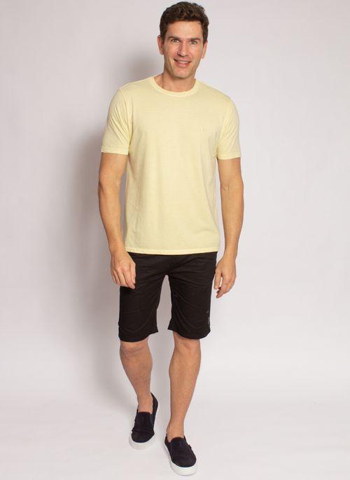 camiseta-aleatory-masculina-lisa-stonada-amarelo-modelo-3-