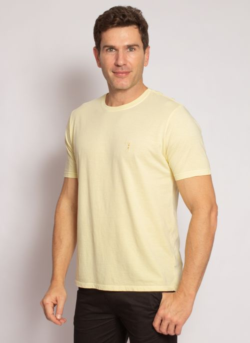 camiseta-aleatory-masculina-lisa-stonada-amarelo-modelo-4-