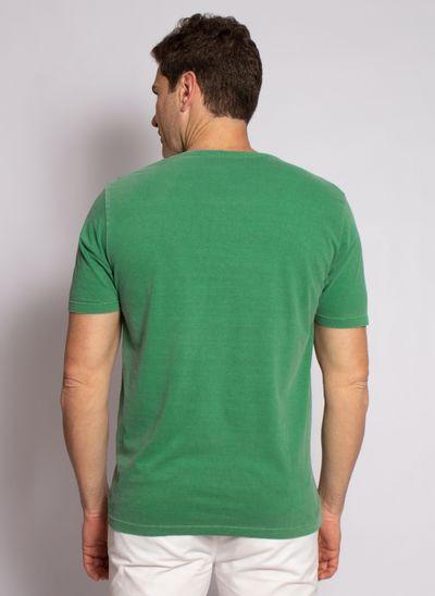 camiseta-aleatory-masculina-lisa-stonada-verde-modelo-2-