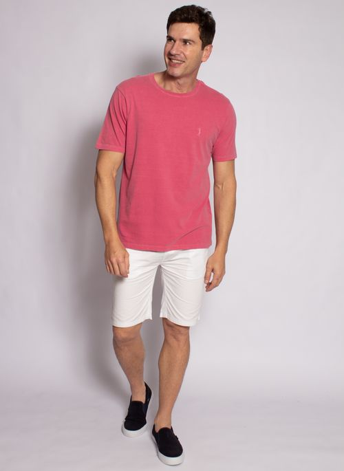 camiseta-aleatory-masculina-lisa-stonada-vermelho-modelo-3-