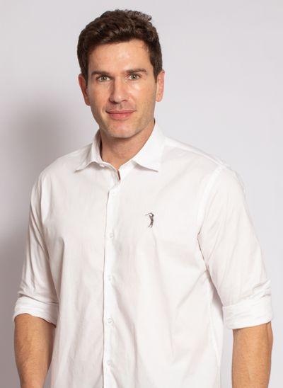 camisa-aleatory-masculina-slim-fit-lisa-lycra-branco-modelo-1-
