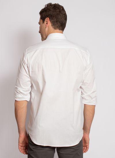 camisa-aleatory-masculina-slim-fit-lisa-lycra-branco-modelo-2-