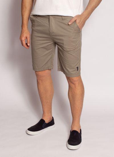 bermuda-sarja-leatory-masculina-clever-khaki-escuro-modelo-2-