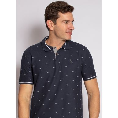 camisa-polo-aleatory-masculina-estampada-sun-marinho-modelo-1-