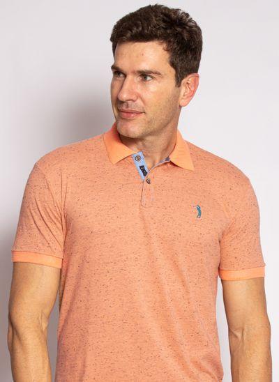 camisa-polo-aleatory-masculina-bonote-gola-jacquard-laranja-modelo-1-