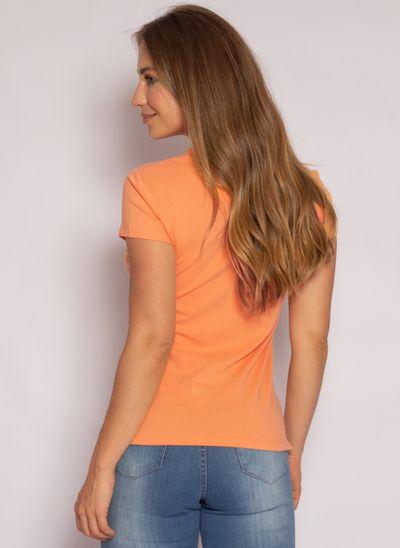 camisa-polo-aleatory-feminina-lisa-laranja-modelo-2020-2-