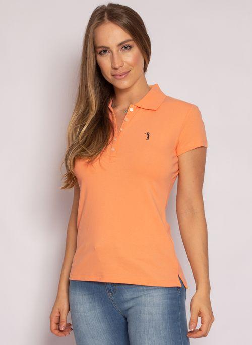camisa-polo-aleatory-feminina-lisa-laranja-modelo-2020-4-