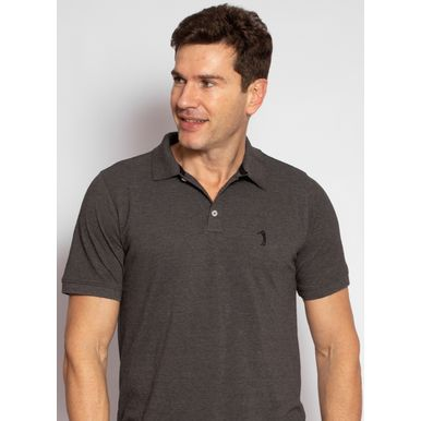 camisa-polo-aleatory-piquet-lisa-reativa-mescla-chumbo-modelo-2020-1-