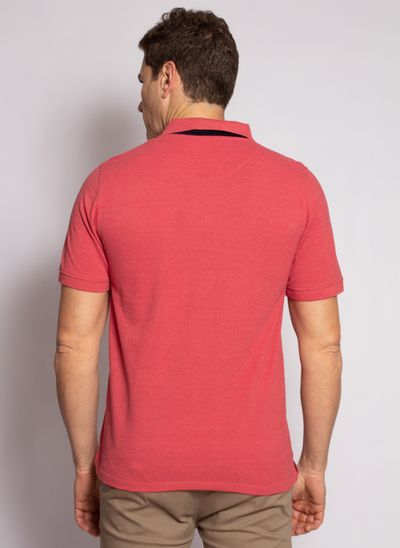 camisa-polo-aleatory-piquet-lisa-reativa-mescla-vermelho-modelo-2020-2-