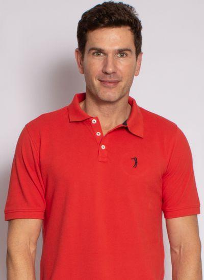 camisa-polo-aleatory-piquet-lisa-reativa-vermelho-modelo-2020-1-