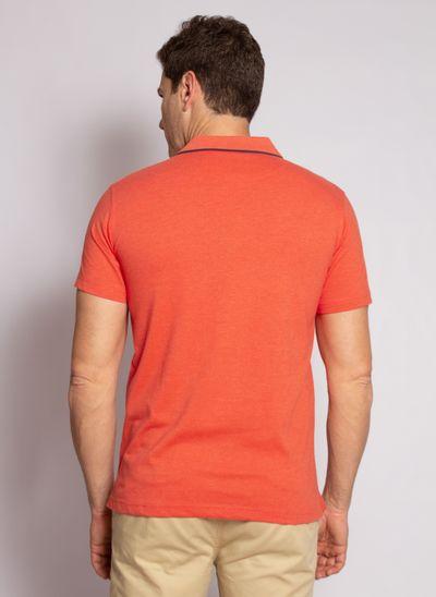 camisa-polo-aleatory-lisa-king-laranja-modelo-2020-2-