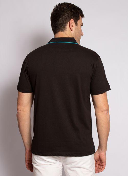 camisa-polo-aleatory-lisa-king-preta-modelo-2020-2-
