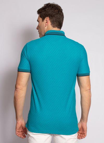 camisa-polo-aleatory-masculina-mini-print-square-azul-modelo-2020-2-