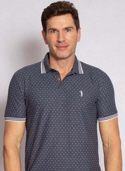 camisa-polo-aleatory-masculina-mini-print-square-azul-marinho-modelo-2020-1-
