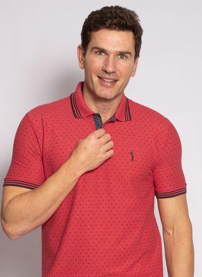 camisa-polo-aleatory-masculina-mini-print-square-vermelho-modelo-2020-1-