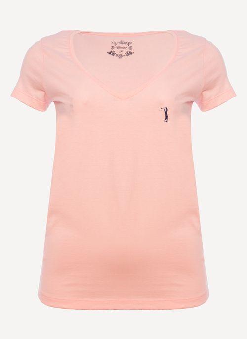 camiseta-aleatory-feminina-gola-v-lisa-rosa-2020-still