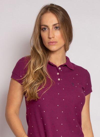 camisa-polo-feminina-aleatory-estampada-dot-roxo-modelo-2020-1-