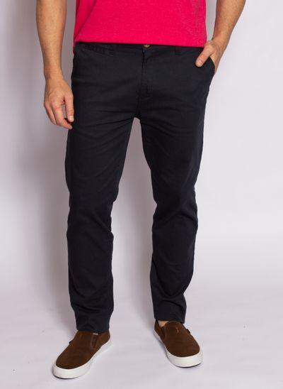 calca-aleatory-masculina-sarja-fine-marinho-modelo-2020-2-