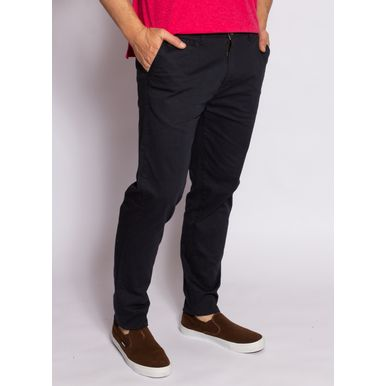 calca-aleatory-masculina-sarja-fine-marinho-modelo-2020-1-