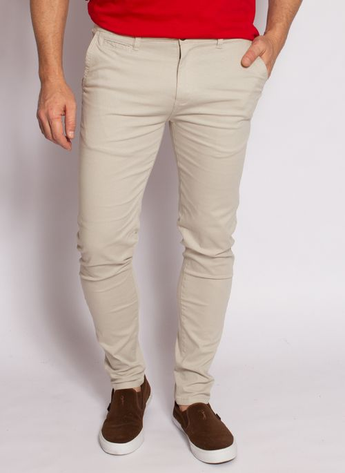 calca-aleatory-masculina-sarja-fine-bege-modelo-2020-3-