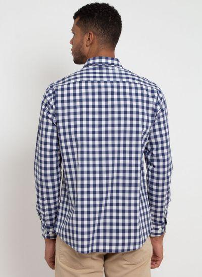 camisa-aleatory-masculina-xadrez-night-marinho-modelo-2-