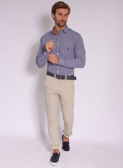 camisa-aleatory-masculina-xadrez-easy-azul-modelo-2-