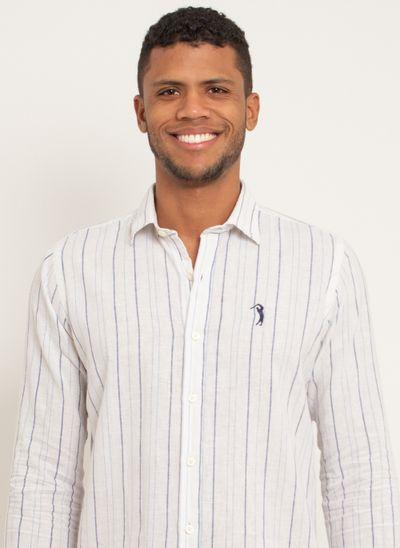 camisa-aleatory-masculina-linho-listrada-club-modelo-1-