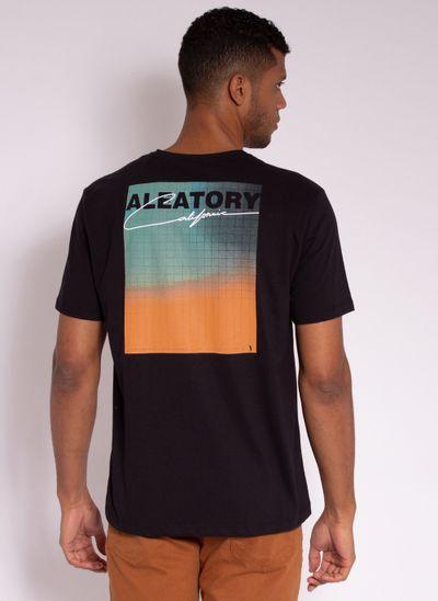 camiseta-masculina-aleatory-estampada-california-preto-modelo-2-