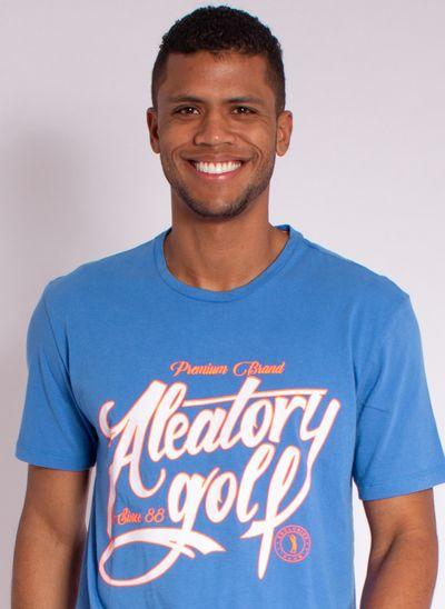 camiseta-aleatory-estampada-azul-fluroscent-modelo-1-