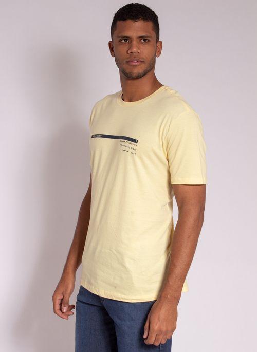 camiseta-masculina-aleatory-estampada-golf-amarela-modelo-4-