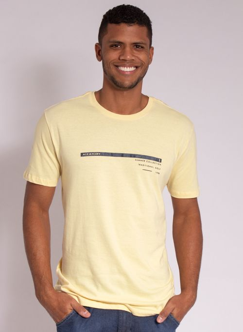 camiseta-masculina-aleatory-estampada-golf-amarela-modelo-5-