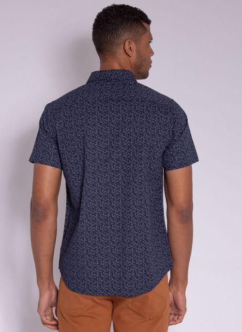 camisa-masculina-aleatorty-tech-strech-drop-manda-curta-marinho-modelo-2-