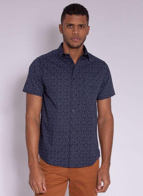 camisa-masculina-aleatorty-tech-strech-drop-manda-curta-marinho-modelo-5-