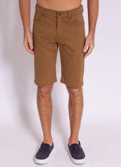 bermuda-aleatory-masculina-sarja-plane-marrom-modelo-1-