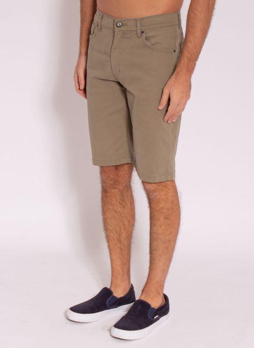 bermuda-aleatory-masculina-sarja-plane-khaki-escuro-modelo-2-