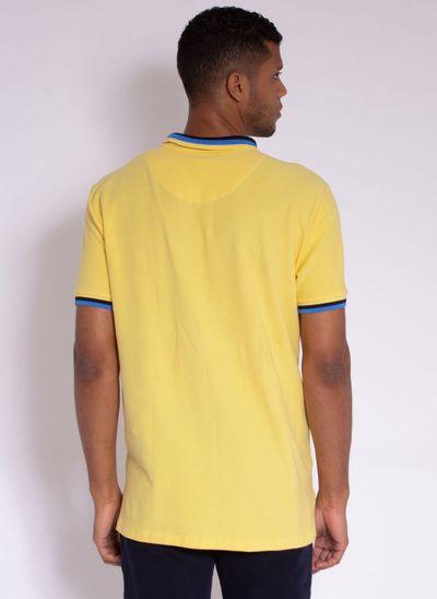 camisa-polo-aleatory-masculina-piquet-blast-amarelo-modelo-2-