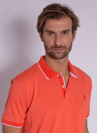 camisa-polo-aleatory-masculina-fusion-laranja-modelo-1-