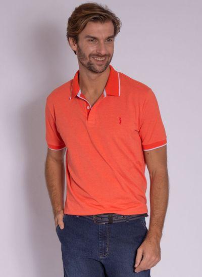 camisa-polo-aleatory-masculina-fusion-laranja-modelo-2-