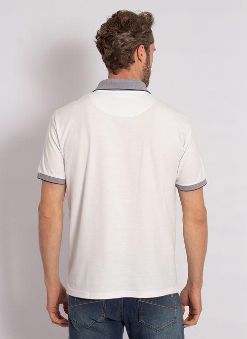camisa-polo-aleatory-masculina-lisa-recortada-one-branca-modelo-2020-2-