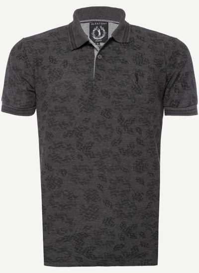 camisa-polo-aleatory-masculina-mini-print-mix-preta-still-1-