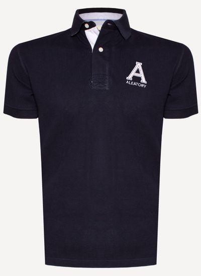 camisa-polo-aleatory-masculina-piquet-patch-brasao-azul-marinho-still-1-