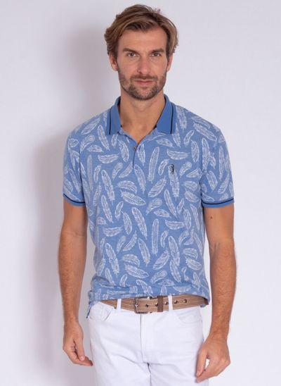 camisa-polo-aleatory-masculina-estampada-fresh-azul-modelo-2-